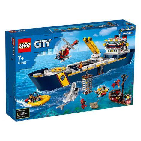 Nava De Explorare A Oceanului