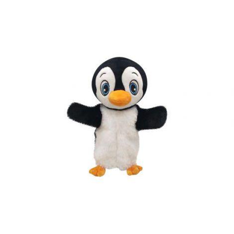 Papusa de mana - pinguin