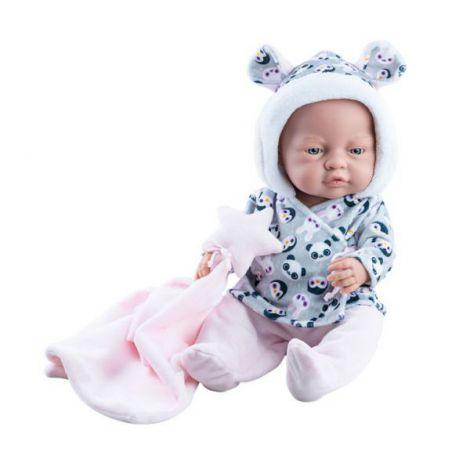 Bebelus fetita cu bavetica steluta - BEBITA, Paola Reina