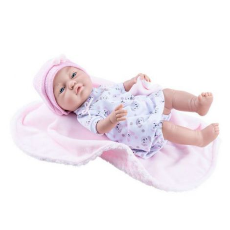 Bebelus Fetita Cu Paturica Roz - Bebita, Paola Reina imagine