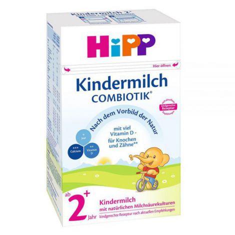 Lapte Hipp 2+ Combiotic Lapte De Crestere 600g imagine