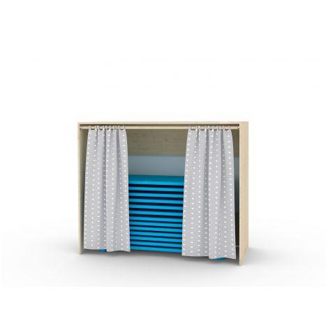 Dulap mare pentru paturi stivuibile