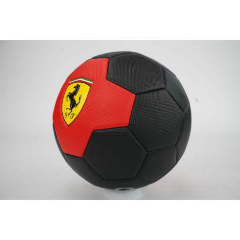 Mingie De Fotbal Ferrari, Marimea 5, Rosu / Negru imagine