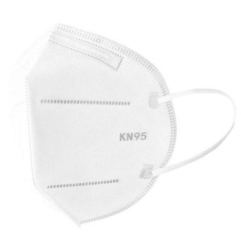 Masca Protectie Faciala Kn95 Ffp2 - 10 Bucati imagine