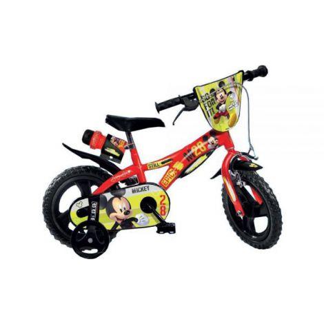 Bicicleta mickey mouse 12 - dino bikes-612my