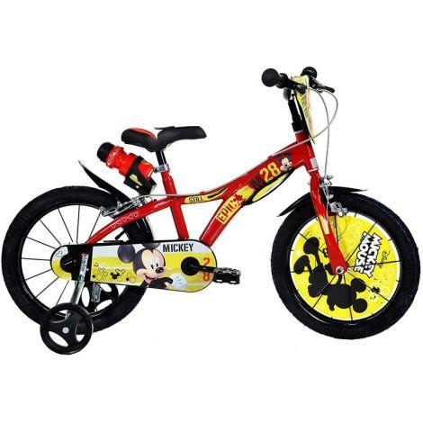 Bicicleta mickey mouse 14 - dino bikes-614my