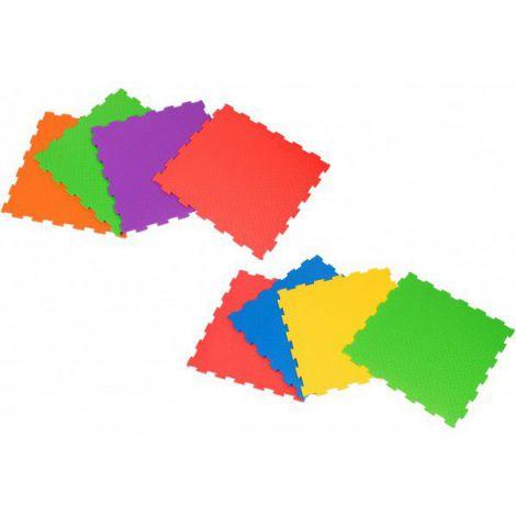 Set 4 piese gigant puzzle din spuma Eva Globo