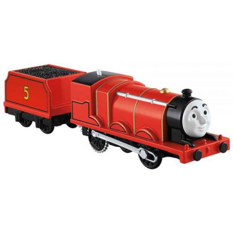 Tren Fisher Price By Mattel Thomas And Friends Trackmaster James imagine