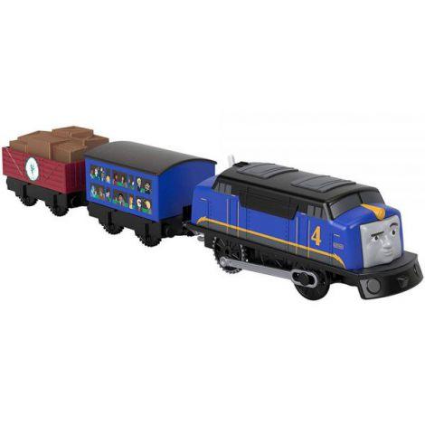 Tren Fisher Price By Mattel Thomas And Friends Gustavo imagine