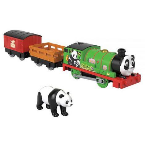 Tren Fisher Price By Mattel Thomas And Friends Panda Percy imagine