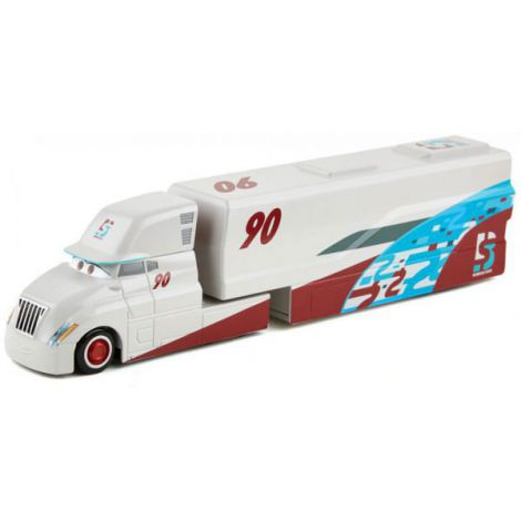 Camion Disney Cars by Mattel Ponchy Wipeout Hauler