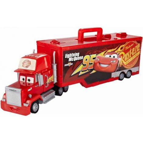 Camion Disney Cars By Mattel Mack Hauler imagine