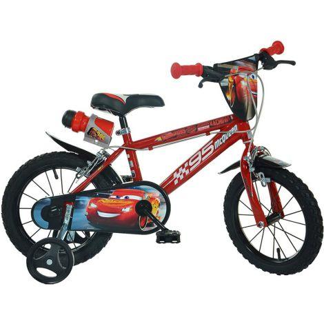 Bicicleta cars3 16 - dino bikes-416cs