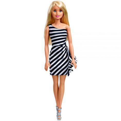 Papusa Barbie by Mattel Fashionistas cu tinuta petrecere FXL68