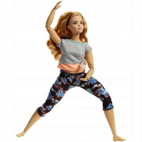 Papusa Barbie By Mattel I Can Be Made To Move Ftg84 imagine