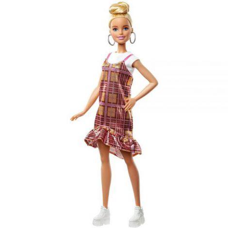 Papusa Barbie By Mattel Fashionistas Ghw56 imagine