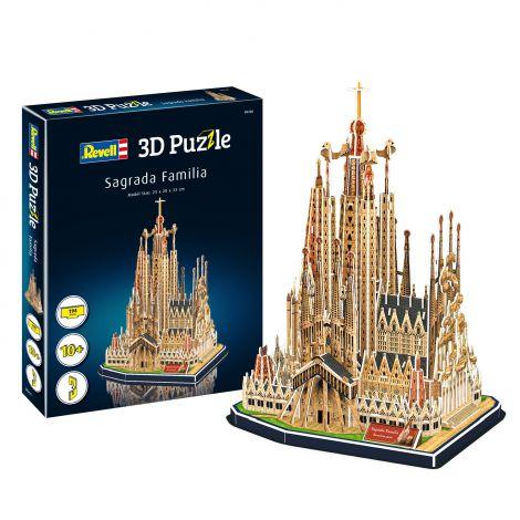 Revell 3d puzzle sagrada familia