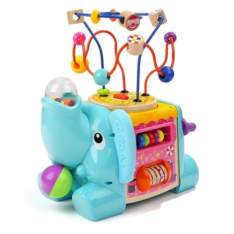 Jucarie de Dexteritate Elefantul Jucaus