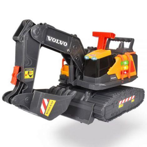 Excavator Dickie Toys Volvo Weight Lift imagine