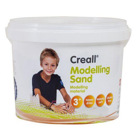 Nisip Pentru Modelat Culoare Natur 5 Kg imagine