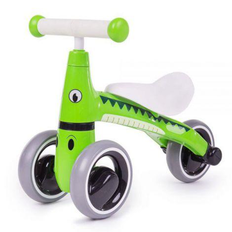 Tricicleta fara pedale - crocodil