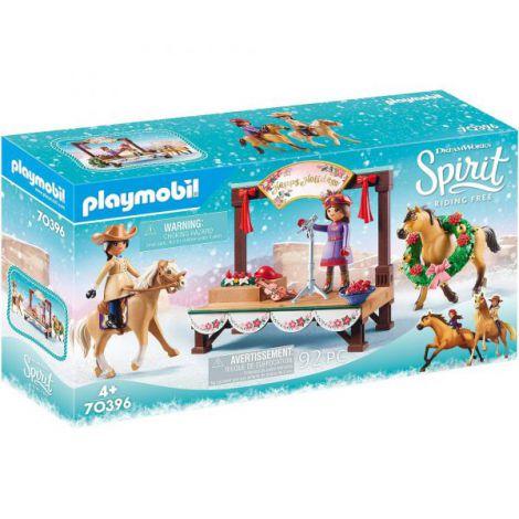 Concert De Craciun Spirit Iii Playmobil 70396 imagine