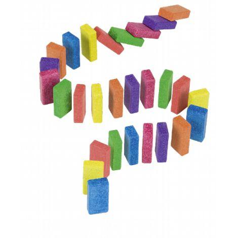 Domino cu piese din piatra
