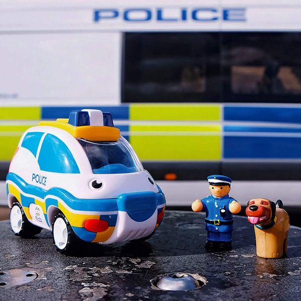 masina de politie wow
