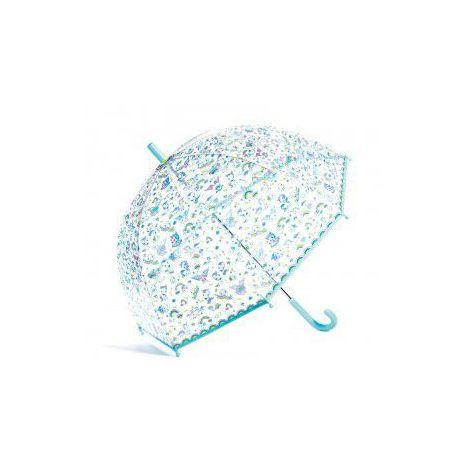 Umbrela colorata Djeco Unicorni