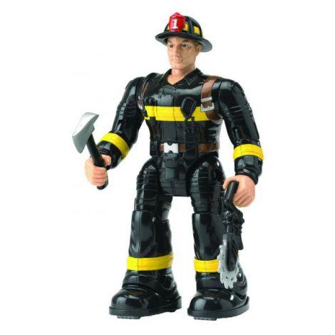 Figurina Pompier Cu Accesorii imagine