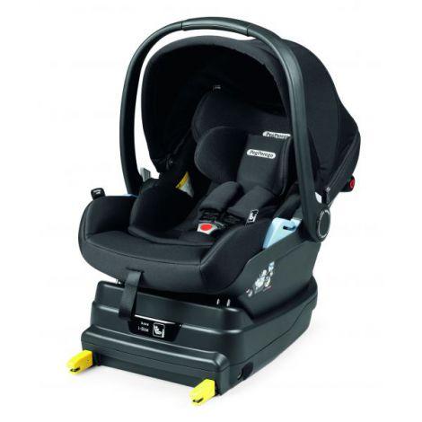 Scaun Auto, Peg Perego, PRIMOVIAGGIO i-Size (baza i-size inclusa) Onyx