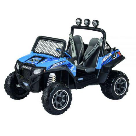 Polaris Ranger RZR 900, Peg Perego, Blue