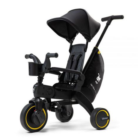 Tricicleta Liki Trike Midnight Editie limitata