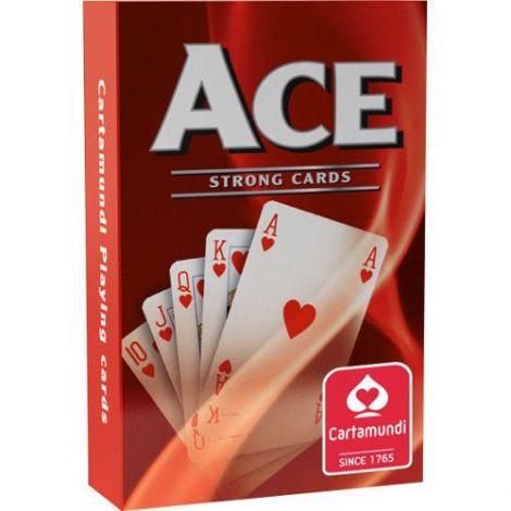 Carti De Joc Ace Rosu