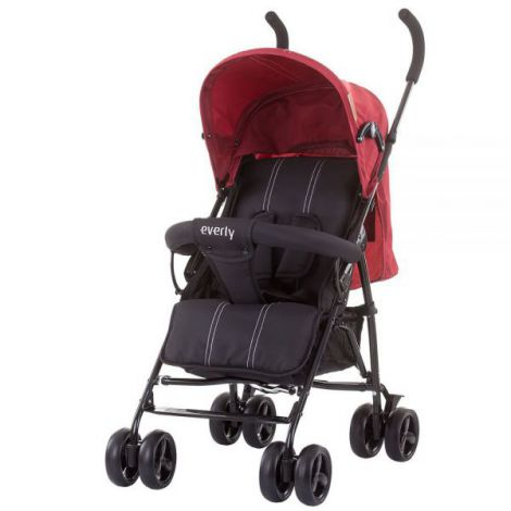 Carucior sport Chipolino Everly cherry