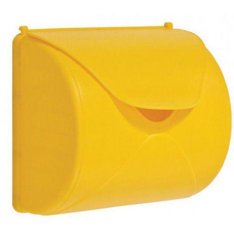 Cutie de scrisori galbena pentru spatii de joaca KBT