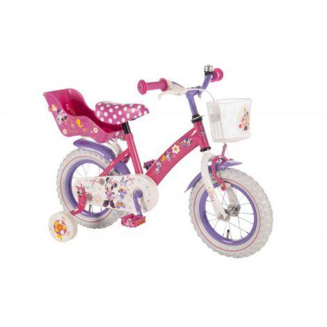 Bicicleta e-l minnie mouse 12 inch