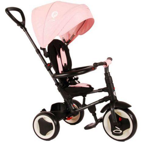 Tricicleta e-l rito deluxe roz