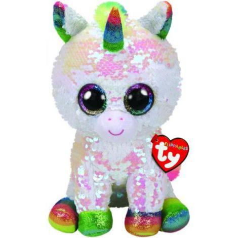 Plus cu paiete unicornul PIXY (24 cm) - Ty