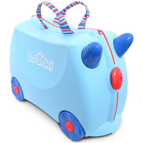Trunki - Geamantan George Blue