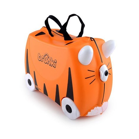 Trunki - Geamantan Tiger Orange