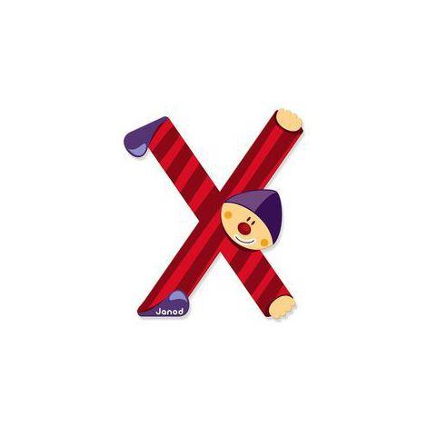 Clown litera x