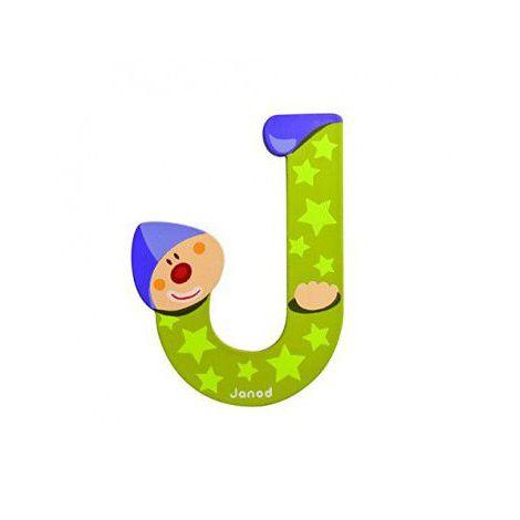Clown litera j