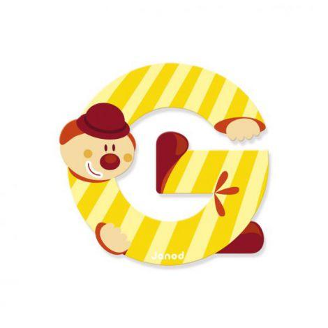Clown litera g