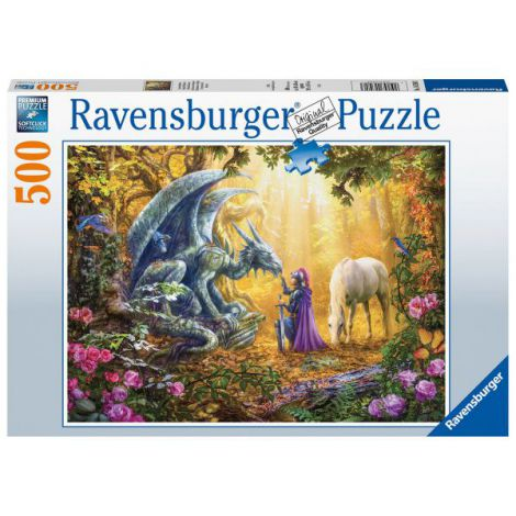 PUZZLE DRAGON, 500 PIESE