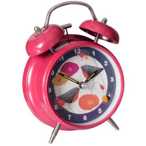 Ceas cu alarmă, Flori Egmont