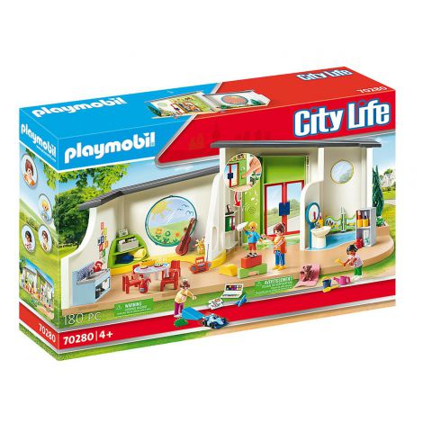 Cresa curcubeu PM70280 Playmobil