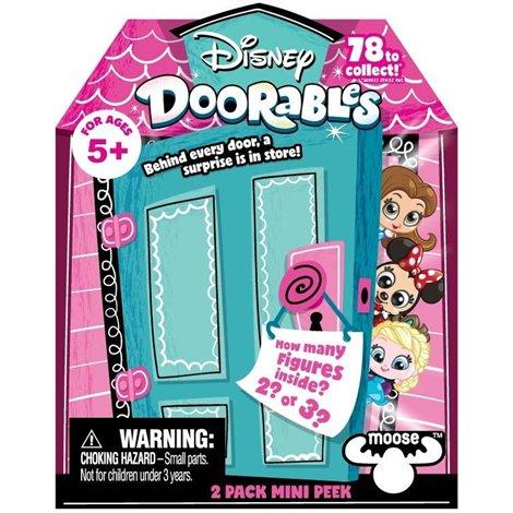 Doorables s1 blind bagncontine: 1 figurina, ghidul colectionarului