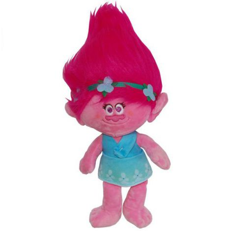 Jucarie din plus Poppy, Trolls, 34 cm