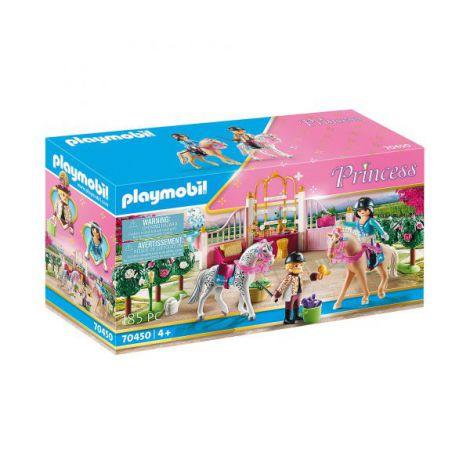 Lectii regale de calarie PM70450 Playmobil